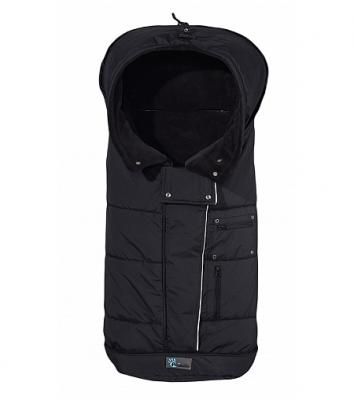 Зимний конверт Altabebe Clima Guard (AL2274C/black-black) зимний конверт altabebe clima guard al2274c black whitewash