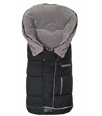 Зимний конверт Altabebe Clima Guard (AL2274C/black-light grey) зимний конверт altabebe clima guard al2274c black whitewash