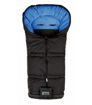 Зимний конверт Altabebe Sympatex (AL2278SX/black-blue) конверт детский altabebe altabebe конверт в коляску зимний north cape stroller синий
