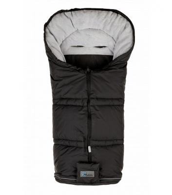 Зимний конверт Altabebe Sympatex (AL2278SX/black-light grey) конверт детский altabebe altabebe конверт в коляску зимний north cape stroller синий