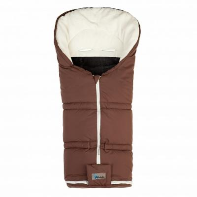 Зимний конверт Altabebe Sympatex (AL2278SX/brown-whitewash) конверт детский altabebe altabebe конверт в коляску зимний alpin pram