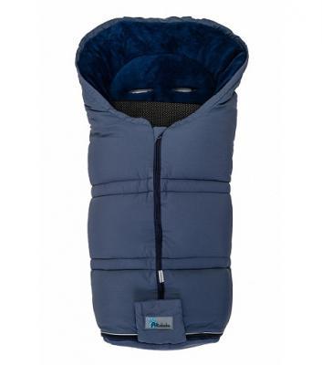 Зимний конверт Altabebe Sympatex (AL2278SX/grey blue-navy blue) зимний конверт altabebe north cape stroller mt2450 lp navy blue 62