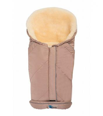 Зимний конверт Altabebe Lambskin Car Seat Bag (MT2003-LP/beige 61)