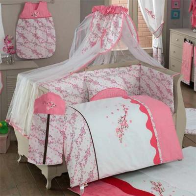 Комплект постельного белья 3 предмета KidBoo Bello Fiore