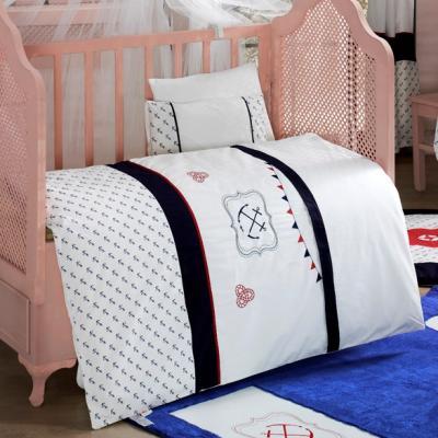 Комплект постельного белья 3 предмета KidBoo Blue Ocean