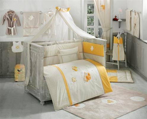 Комплект постельного белья 3 предмета KidBoo Butterfly