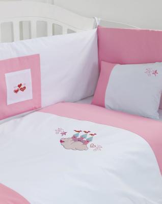 Комплект постельного белья 3 предмета KidBoo Fairy Tale