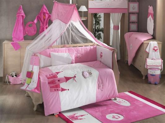 Комплект постельного белья 3 предмета KidBoo Little  Princess kidboo little voyager