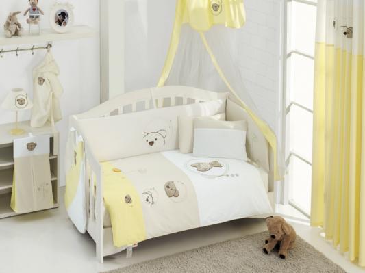 Комплект постельного белья 3 предмета KidBoo Little Bear kidboo little voyager