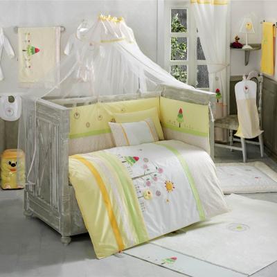 Комплект постельного белья 3 предмета KidBoo Sunny Day kidboo my animals 3 предмета