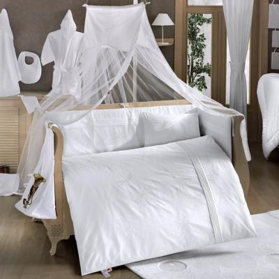 Комплект постельного белья 3 предмета KidBoo White Dreams kidboo my animals 3 предмета