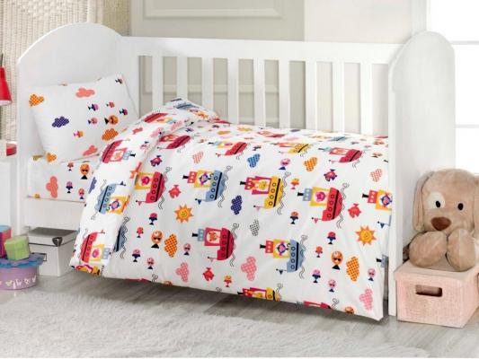 Комплект постельного белья 4 предмета Ups Pups Пароход