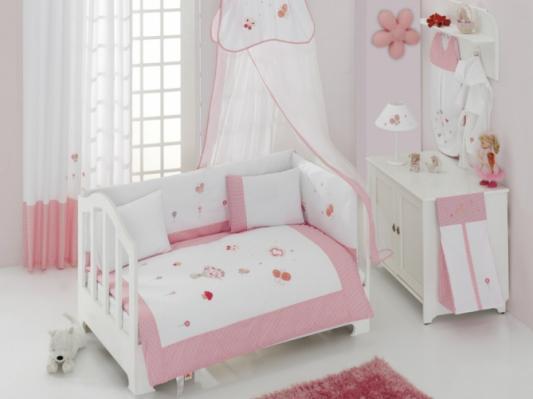 Постельный сет 4 предмета KidBoo Funny Dream постельный сет 4 предмета перина фея лето розовый