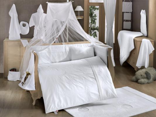 Постельный сет 6 предметов KidBoo White Dreams