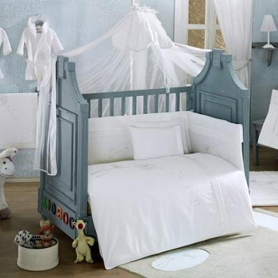 Постельный сет 4 предмета KidBoo Spring Saten постельное белье kidboo blue marine 4 предмета
