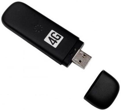 Модем 4G ZTE MF823D USB внешний черный adsl модем zte h118n lan