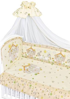 Комплект постельного белья Золотой Гусь Лошадки (бежевый) комплект постельного белья золотой гусь сладкий сон зеленый