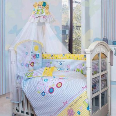 Комплект постельного белья Золотой Гусь Cool Car (голубой) комплект постельного белья золотой гусь сладкий сон зеленый