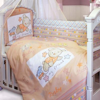 Комплект постельного белья Золотой Гусь Zoo Bear (бежевый) женские сапоги ecco 834033 01112 2014 834033 01112