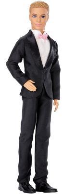 Кукла Barbie (Mattel) Dreamtopia - Кен-жених 29 см  DVP39 barbie barbie шлепанцы со светодиодами для девочки фиолетовые