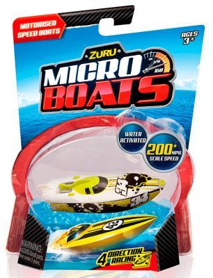 Интерактивная игрушка ZURU Роболодка 25176-1 от 3 лет желто-белый от 123.ru