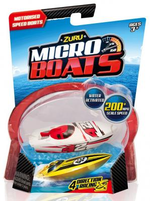 Интерактивная игрушка ZURU Роболодка 25176-2 от 3 лет бело-красный от 123.ru