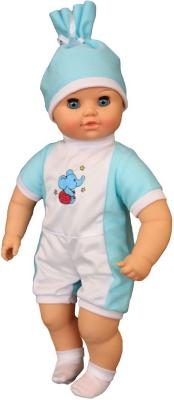 Кукла ВЕСНА Саша 3 42 см мягкая В2795 весна весна кукла интерактивная саша 2 озвученная 42 см