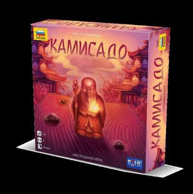 Настольная игра ЗВЕЗДА для вечеринки Камисадо 8627 настольная игра звезда для вечеринки love is потеряшки