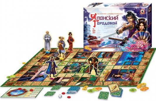 Настольная игра для вечеринки Русский Стиль Японский городовой экономическая  3983