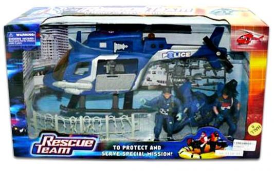 Игровой набор Shantou Gepai Rescue Team - Полицейский