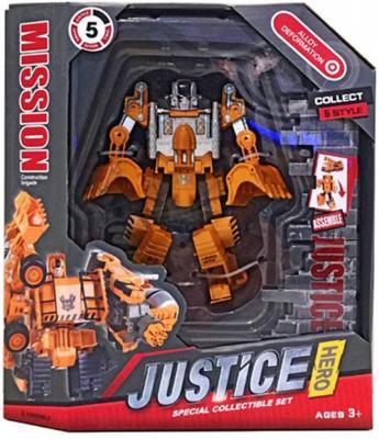 Робот-трансформер Shantou Gepai Justice Hero - Трактор с ковшом SY6078B-2