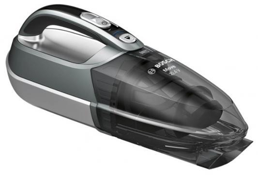 Автомобильный пылесос Bosch BHN20110 сухая уборка серебристый серый робот пылесос iclebo arte сухая уборка серебристый