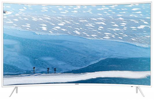 Телевизор Samsung UE49KU6510UXRU белый телевизор samsung ue28j4100ak