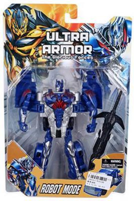 Робот-трансформер Shantou Gepai Ultra Armor - Робот-трейлер  81619B