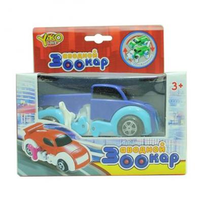 Машина-трансформер Shantou Gepai Зоокар  M6613