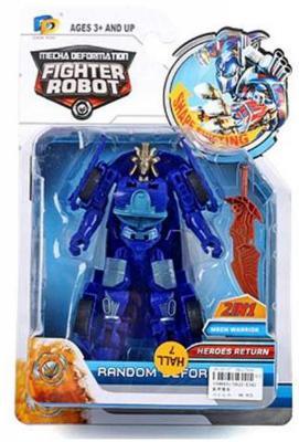 """Робот-трансформер Shantou Gepai """"Робот-машина"""" D622-E342"""