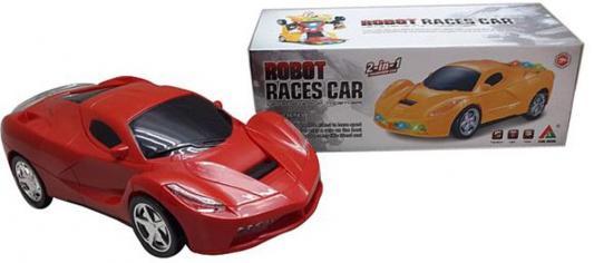 """Робот-трансформер Shantou Gepai """"Машина"""" свет, звук, ассортимент, 635451"""