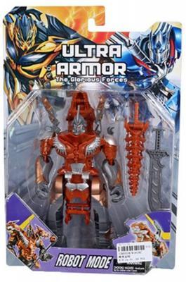 Робот-трансформер Shantou Gepai Ultra Armor - Хищник  81619C