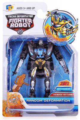 Робот-трансформер Shantou Gepai Heroes Return - Fighter Robot paw patrol фигурка rubble