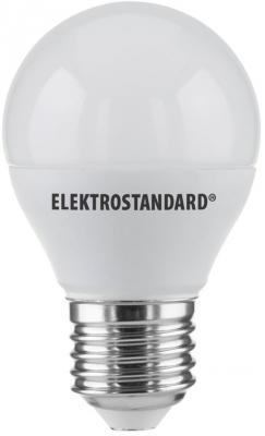 Лампа светодиодная E27 7W 3300K груша матовая 4690389085383
