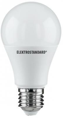 Лампа светодиодная E27 7W 3300K груша матовая 4690389085475