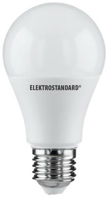 Лампа светодиодная E27 7W 4200K груша матовая 4690389085482