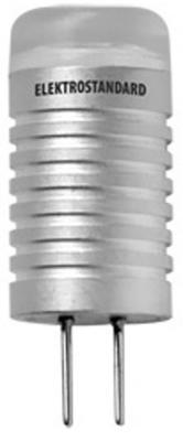 Лампа светодиодная колба Elektrostandard 4690389026669 G4 1W 4200K