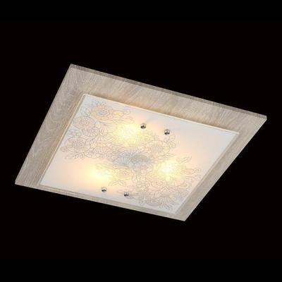 Потолочный светильник Eurosvet 40067/3 хром/светлое дерево подвесной светильник eurosvet 50076 1 светлое дерево