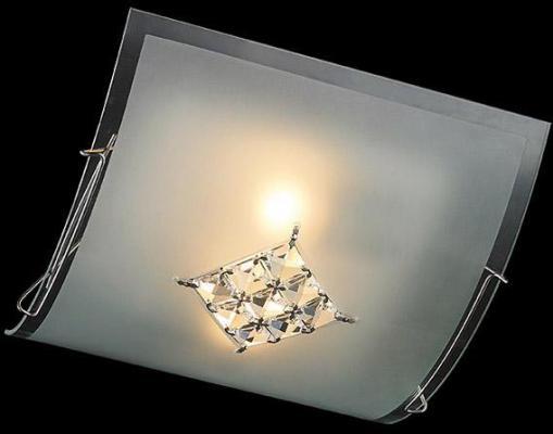 Потолочный светильник Eurosvet 40071/2 хром накладной светильник eurosvet 40071 2 хром