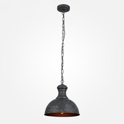 Подвесной светильник Eurosvet Риц 50041/1 чёрный набор плетение из фольги диадема 50041 05041