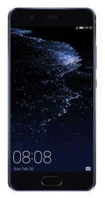Смартфон Huawei P10 PLUS черный 5.5 64 Гб LTE NFC Wi-Fi GPS 3G VKY-L29 51091NCR смартфон asus zenfone live zb501kl золотистый 5 32 гб lte wi fi gps 3g 90ak0072 m00140