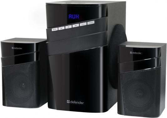 Колонки DEFENDER X400 40 Вт черный