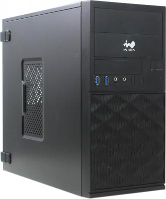 Корпус microATX InWin EFS057 500 Вт чёрный EFS057RB-S500HQ70 корпус microatx inwin enr021 400 вт чёрный