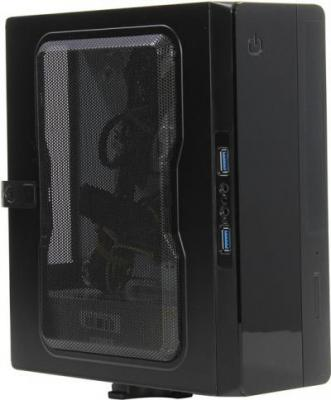 Корпус mini-ITX InWin EQ101 200 Вт чёрный EQ101PM-200ATXPROAPFC